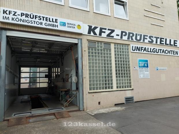 Hauptuntersuchungen (HU) TÜV Hessen